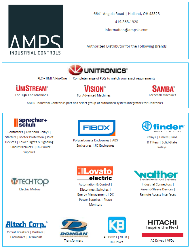 AMPS Automation Products
