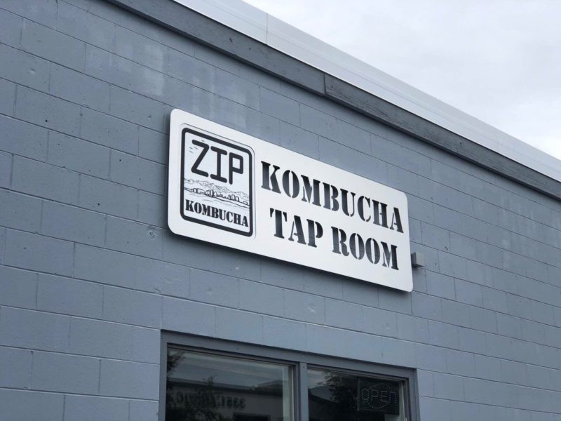 Electrical Control System for Kombucha