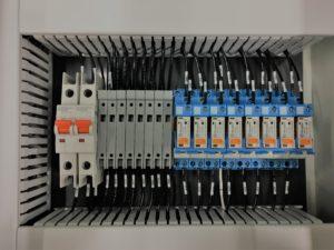 Fermentation Temperature Control Panel control panel