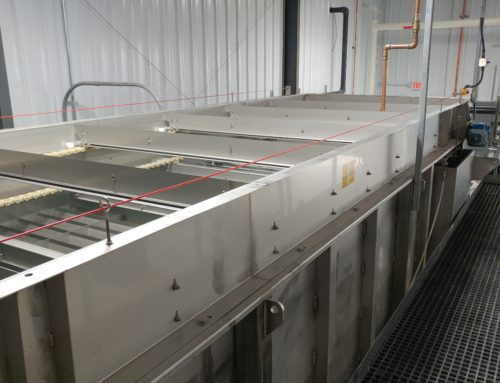 Wastewater Controls for Cold Storage Facility